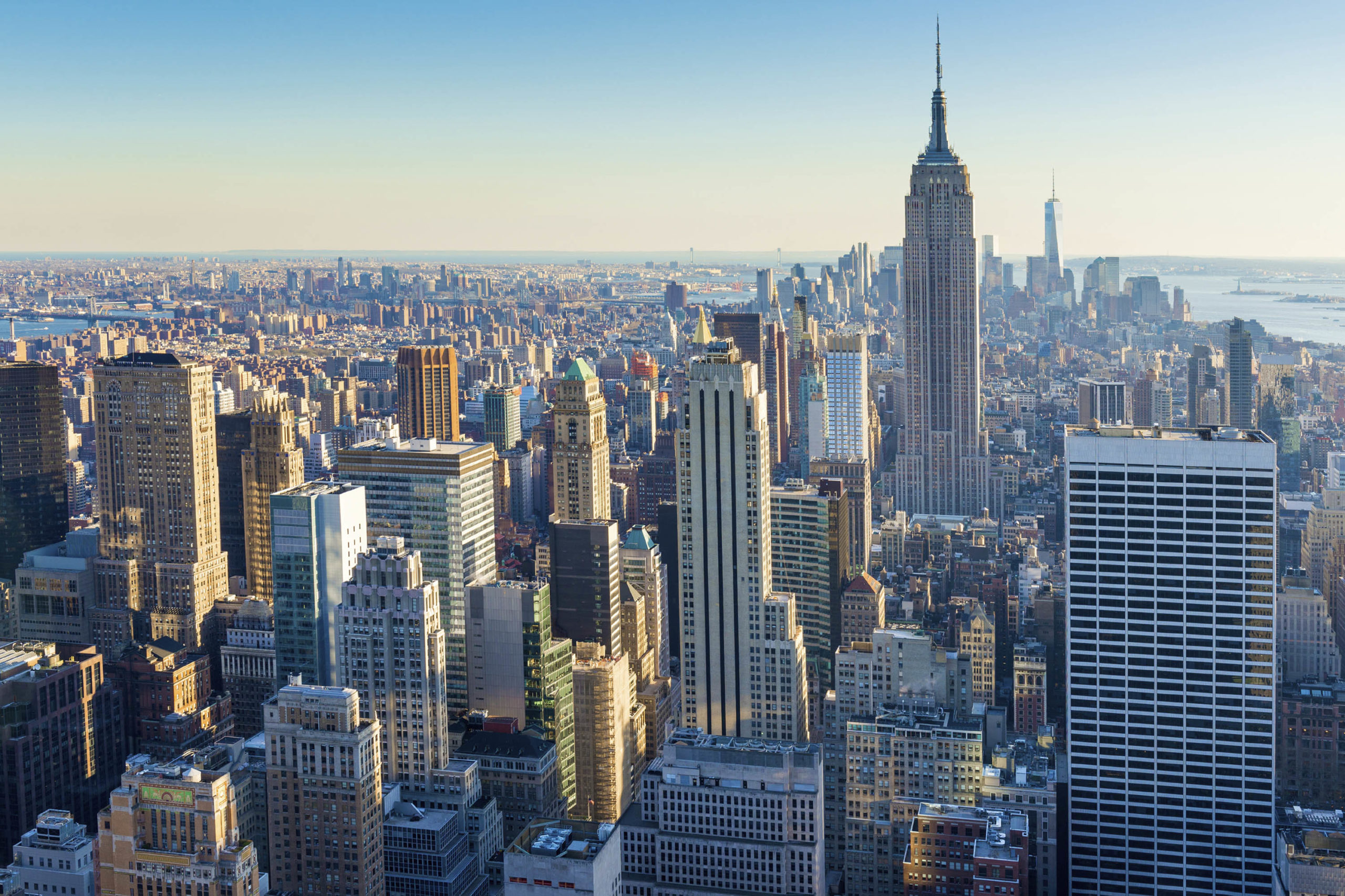 NYC New York City interesting facts