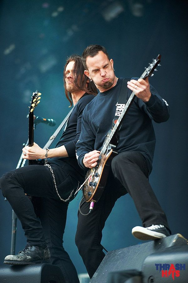 Alter bridge Tremonti Kennedy